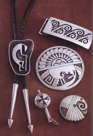 「hopi indian jewelry」の画像検索結果