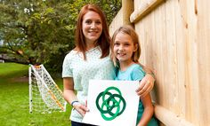 Download our Irish Celtic knot template for a fun craft with the kids!  http://aupairbuzz.culturalcare.com/cultural-craft-for-kids-irish-celtic-knot/