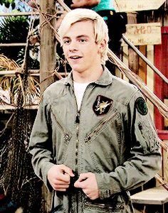Ross Lynch as Austin Moon on 'Austin & Ally'
