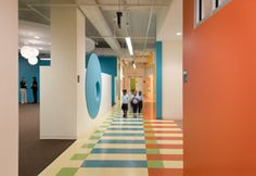 Schools did not look like this when I was a child.The Benning School Transformation.  Firm: Cooper Carry, Inc.