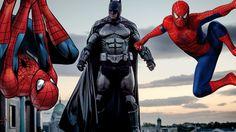 Batman Vs Spider man Real Life Epic Battle | Superheros  Movie