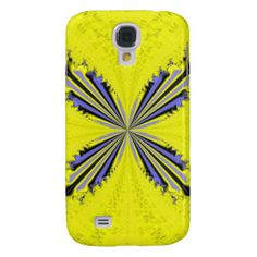 Fractal Butterfly Samsung Galaxy S4 Case