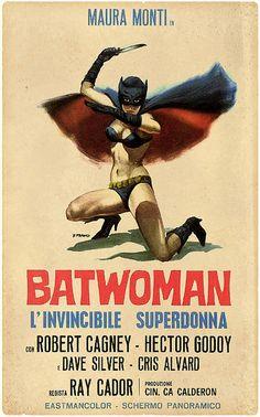 l'invincibile superdonna