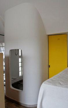 Apartamento Immeuble Molitor, Le Corbusier y Pierre Jeanneret, Paris, 1931-34