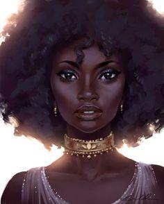 Black Beauty (Speed Paint) by Selenada http://selenada.deviantart.com/art/Black-Beauty-Speed-Paint-619745161