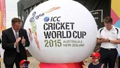 Colourful opening ceremony kicks off cricket World Cup