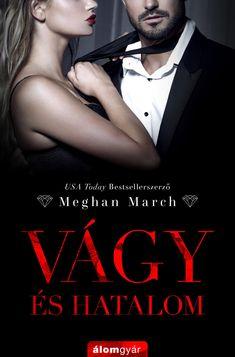 Books Make You Happy Blog - Edi'S Reading : Borító leleplezés : Vágy trilógia -  Meghan March