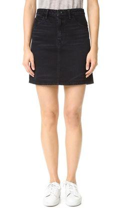 Helmut Lang Miniskirt