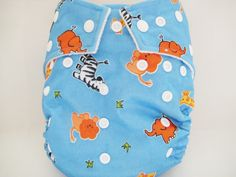 Kawaii Goodnight Heavy Wetter  3. as the name says it is good for overnight.   #clothdiapers #nopins.