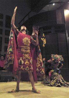 Inka Fantasy Peru Huayno Tanz Valicha