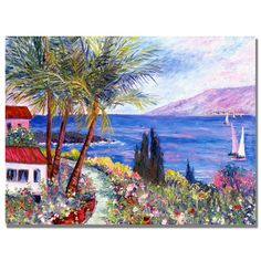 Found it at Wayfair - 'Villa in Maui' by Manor Shadian Painting Print on Canvas http://www.wayfair.com/daily-sales/p/Wall-Art-Under-%2450-%27Villa-in-Maui%27-by-Manor-Shadian-Painting-Print-on-Canvas~TMAR6531~E15418.html?refid=SBP.rBAZEVSBLsODziuDsmg2AifUZHXakEJsuPbYOtxmFbo