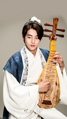 He looks so gentle in long hair Moon Lovers Cast, Moon Lovers Drama, Korean Actresses, Asian Actors, Korean Actors, Nam Joo Hyuk Dramas, Drama Korea, Korean Drama, Scarlet Heart Ryeo Cast
