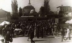Sarajevo markets (old pictures)