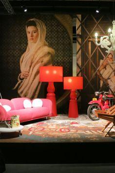Milan 2013 Mooois fantastic environments built by Marcel Wanders. http://www.designaanbiedingen.nl/da/Marcel_Wanders.htm