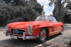 Mercedes 300 SL W198