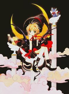 Card Captor Sakura. Clamp