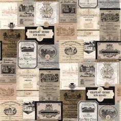 Wallpaper Inn Store - Wine Labels, R699,95 (http://shop.wallpaperinn.co.za/wine-labels/)