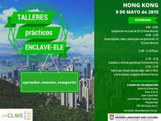 Talleres prácticos en Hong Kong - 9 de mayo