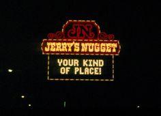 Jerry ' s nugget casino menu