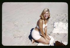 sylvia plath, 1953