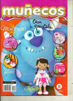 MUÑECOS Y JUGUETES DE TELA No. 71 - Marcia M - Álbuns da web do Picasa