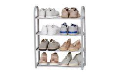 Pantofar Practic Living - Basic Shoe Rack Shoe Rack, Living, Plastic, Shoes, Shoes Outlet, Shoe Cupboard, Shoe, Footwear, Shoe Racks