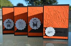40 Handmade Halloween Cards & Party Invitations - Big DIY Ideas