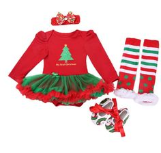 First christmas baby outfit, christmas tutu, Christmas baby outfit, first Christmas outfit girl, Christmas onesie tutu, holiday outfit baby by jerseygirlfashions on Etsy https://www.etsy.com/listing/250017865/first-christmas-baby-outfit-christmas