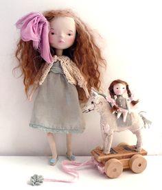 Muñecas de Paola Zakimi