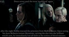 Why Draco is one of my favorite characters
