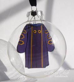 PhD Graduation Ornament. For Matt