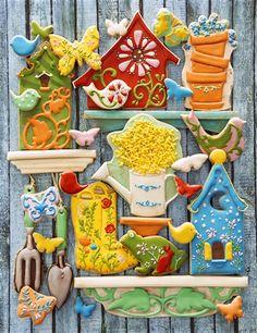 Edible Garden 500 Piece Jigsaw Puzzle