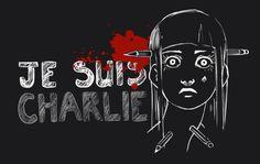 Rip #paris #death #art # jesuischarlie