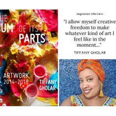 Gholar has a provided missive for a new way to write about the creative life, art-making and (most specifically) Black women navigating those historically troubled waters for all talents.