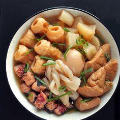 Oden – Japanese winter stew Source