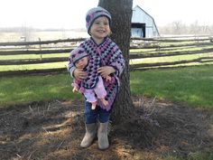 Ponchos are back! I Have Been Waiting, To My Daughter, Crochet, How To Make, Style, Fashion, Ponchos, Moda, Stylus