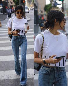 c9e58f1b06 91 fantastiche immagini su pantaloni a zampa nel 2019 | Vestiti ...