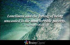 Loneliness Quotes - BrainyQuote