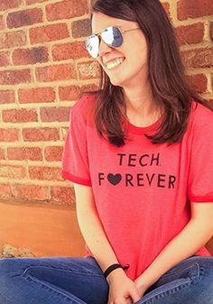 Let your Red Raiders support show with this Texas Tech Red Raiders Womens Red Forever Ringer Short Sleeve T-Shirt! Rally House has a great selection of new and exclusive Texas Tech Red Raiders t-shirts, hats, gifts and apparel, in-store and online. Raiders Gifts, Raiders T Shirt, Tech T Shirts, Texas Tech Red Raiders, Personal Safety, Short Sleeve Tee, Lady In Red, Gadgets, Tees