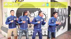 PERSIB Juggling on The Street #CepatNStabil (Full Version)