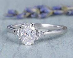 HANDMADE RINGS & BRIDAL SETS by MoissaniteRings on Etsy Bridal Ring Sets, Handmade Rings, Moissanite, Trending Outfits, Etsy Seller, Unique Jewelry, Engagement Rings, Gifts, Ship