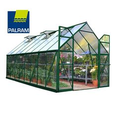 **$1099 - Palram Balance Hobby Greenhouse today from Effective Greenhouses. FREE shipping on all of our Palram Greenhouses. Order today to receive 3% off.