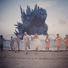 Funniest wedding photo ever