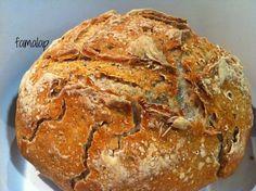 Cocina Fácil Sin Gluten: Pan con Masa Madre Eric Kaisser #singluten