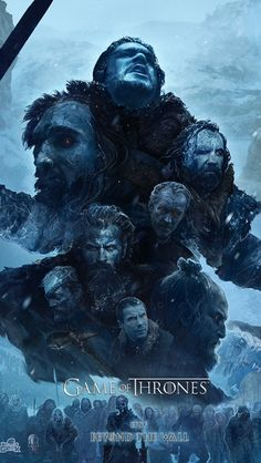 Game of thrones season 7, episode 6, Beyond the wall