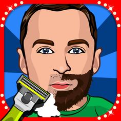 Download IPA / APK of Celebrity Shave  Beard hair makeover spa & salon for Free - http://ipapkfree.download/8777/