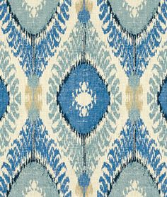 The Fabric Co is a authorized dealer of all Kravet fabrics. Check out pattern Almora in the color way 516 Ikat Pattern, Pattern Design, Turquoise Fabric, Indian Textiles, Ikat Pillows, Drapery Fabric, Pillow Inserts, Wool Rug, Swatch