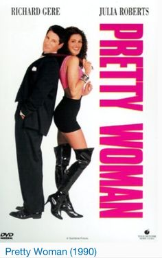 Pretty Woman (1990) Who knew it was so much fun to be a hooker?