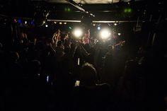 アニミティー二周年記念ライブにてバンド「定位置迷子」の撮影をさせていただきました。