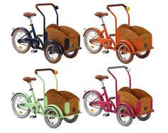 さあ、冒険のはじまりだ! 小さなときに乗っていた三輪車は、パパやママとお散歩に出かけるときに。そして、ちょっと […]